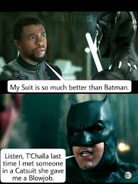 Funny Panthers Memes - 13 hysterically funny black panther vs batman memes best of comic