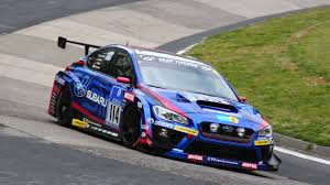 subaru twilight blue nürburgring challenge subaru motorsports subaru canada