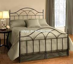 antique metal bed frame u2013 bare look