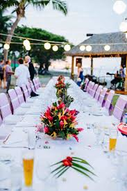 tropical themed wedding wedding decor tropical wedding reception decorations images diy