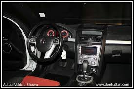 2008 Pontiac G8 Interior Used Car Donhattanchevrolet