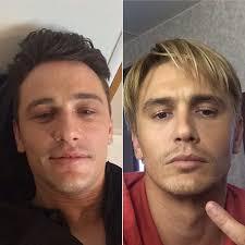 celebrity men bleached color poll popsugar beauty