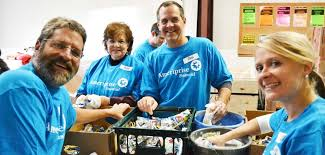 volunteer northeast iowa food bank