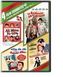 buy 4 film favorites holiday comedy collection fred claus