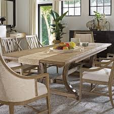 stanley dining room sets stanley coastal living resort shelter bay dining table 062 71 36