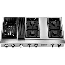30 Inch Downdraft Gas Cooktop Downdraft Stove Lightbox Jenn Air Electric Radiant Downdraft