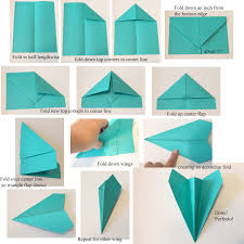 How Ro Paper Airplane Instructions Full Paper Airplane Instructions