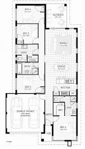 3 bed 2 bath floor plans house plan beautiful 3bedroom 2bath house plans 4 bedroom 2 bath