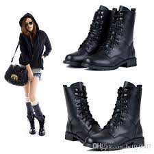 fashion motorcycle boots fashion spring autumn boots ladies woman motorcycle boots vintage