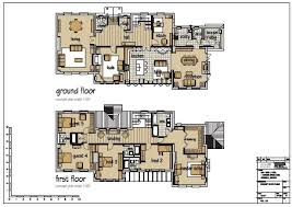 Two Storey Floor Plans Floor Plan Design Information