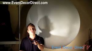 Event Direct Decor Event Decor Direct Tv Huge Amazing Lighted Inflatable Shapes