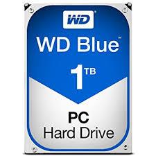 amazon hard drive black friday amazon com wd blue 1tb sata 6 gb s 7200 rpm 64mb cache 3 5 inch