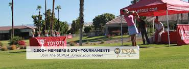 toyota official website scpga junior tour u2013 the official website of the southern
