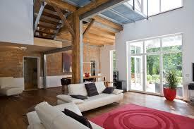 Wohnzimmer Mit Nische Einrichten Wohnzimmer Mit Offener Galerie Mimmchen Pinterest Wohnzimmer