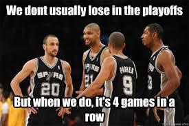 Spurs Meme - spurs suck memes quickmeme