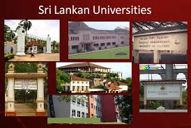 sri lankan l apply for universities based on 2013 a l results