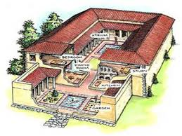 Ancient Roman Villa Floor Plan by Images Of Roman Villa House Plans Home Interior And Landscaping