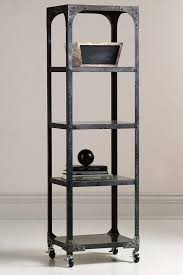 Black Book Shelves by Bookshelf Glamorous Metal Bookshelves Fascinating Metal