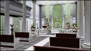 wedding arches in sims 3 whimsett cove town church greetings from mt geneva