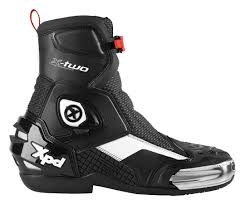 motorcycle boots men spidi x two boots revzilla