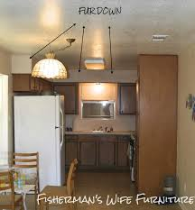 many of you have an empty space above your kitchen cabinets you