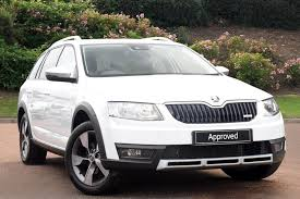 used skoda octavia scout for sale motors co uk