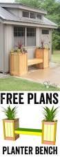 Diy Patio Planter Box Cedar Planter Box Plans Cedar Planter Boxes Home Ideas