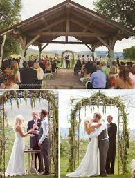 wedding arches made twigs winter arch wondeful wedding arch made for a winter wedding at