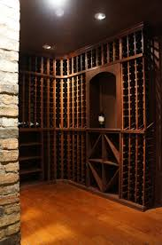 wine wednesday designing a wine cellar for homefront design