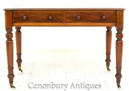 bureau portable writing desk writing table desk mahogany tables bureau