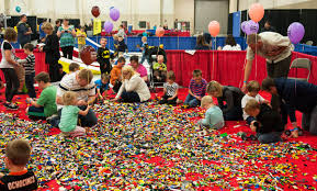 everything is awesome at utah county lego fan event local news