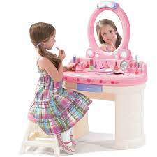 Step Two Art Desk Brilliant Vanity Table For 3 Year Old With Step 2 Art Desk And
