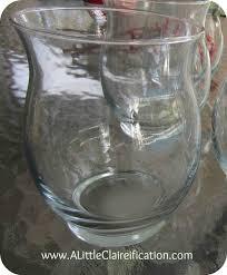 Mercury Glass Vases Diy Diy Mercury Glass U0026 Mod Podge Stencils A Little Claireification