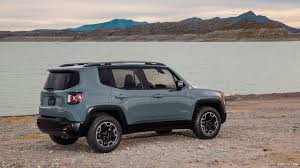 brown jeep renegade 2015 jeep renegade trailhawk side hd wallpaper 4