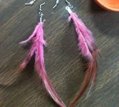 how to make feather earrings with project ideas using earring hooks snapguide