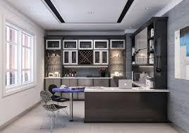 Contemporary Home Office Design Home Design - Contemporary home office designs