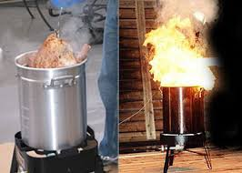 turkey fry frier thanksgiving crime