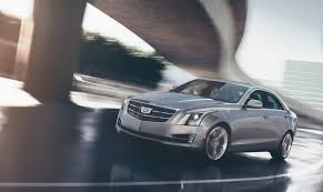 cadillac ats offers cadillac ats sedan offers 3 engines impressive tech options