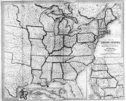 Old United States Map by Maps Us Map Routes