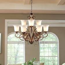 chandelier chandelier clear glass shades replacement glass lamp