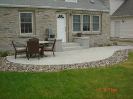 Patio S Concrete Patios Pictures Stamped Concrete Patio Firepit And