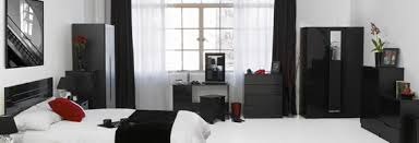 Mirrored Bedroom Set Furniture by Black Gloss Mirrored Bedroom Furniture Video And Photos