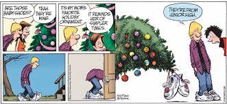 christmas tree comic tags zits