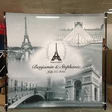 wedding backdrop and stand backdrop stand for banners displays step repeat walls