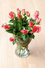 Vases Of Roses Flower Bouquet Wikipedia