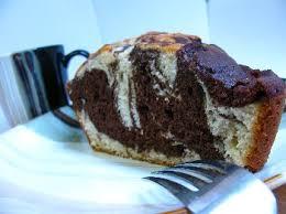 chocolate marble cake lowfat