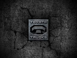 toyota trucks emblem trd wallpaper tacoma