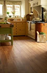 kitchen floor kitchen with laminate countertops and island