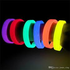 bracelet led images Halloween luminous bracelet concert led bracelets with light color jpg