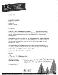 award thank you letter